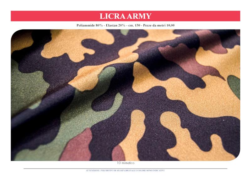 Licra Army
