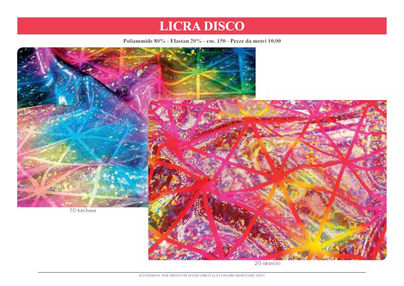 Licra Disco