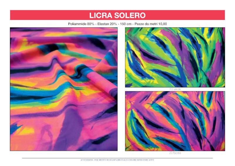 Licra Solero