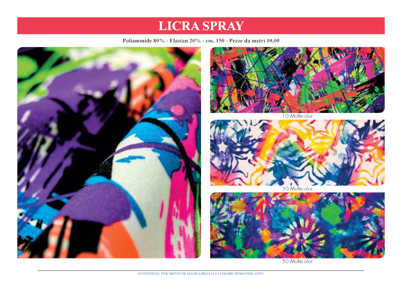 Licra Spray